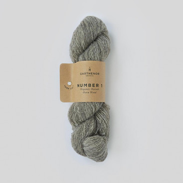 Garthenor No 1 - Laceweight (Dorset Horn in Ammonite) - 50g