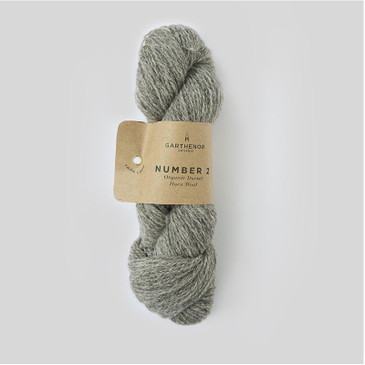 Garthenor No 2 - Fingering 4 Ply (Dorset Horn in Ammonite) - 50g
