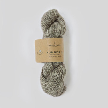 Garthenor No 2 - Fingering 4 Ply (North Ronaldsay in Croft) - 50g