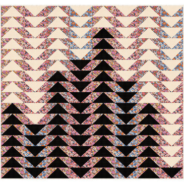 Ruby Star Society: Geese on Lawn Quilt Project Sheet