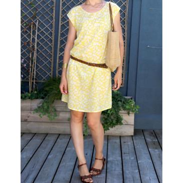 Atelier Scämmit - Tokyo Blouse and Dress Pattern