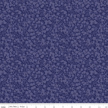 Liberty Quilting: Wiltshire Shadow Collection - Iris