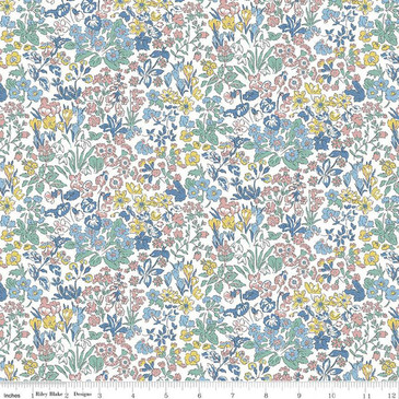 Liberty Quilting: Flower Show Spring in Wisley Flowers A