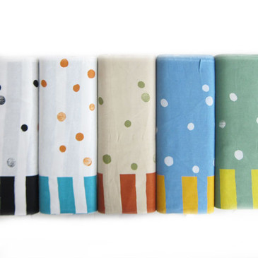 Yuwa - Yoshiko Jinzenji - Dots and Stripes