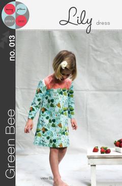Green Bee (Alexia Abegg) - Lily