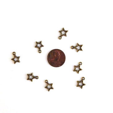 Open Bronze Star