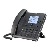 6392 2-Line Telephone The mitel 6390 analog phone delivers the latest advanced enterprise grade productivity enhancing features, in addition to all of the traditional analog phone features, through handsets that connect seamlessly with the analog extensions of your business communication system.  Features Corded phone with caller id 2-line operation Specifications Caller ID Type: Caller ID Conference Call Capability: 3-way Dialer Location: Base Type: Corded phone Backlit: Yes Color Support: Monochrome Display Resolution: 128 x 64 pixels Weight: 1.95 lbs