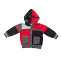 Bebe Ryder Colour Blocked Cardigan (0 - 2 years)