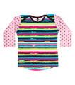 Oishi-m NY Dancing Longsleeve T Shirt (size 6-9 months)