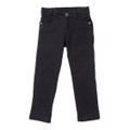Fox & Finch Dean Boys Slim Fit Jeans - Coal (sizes 4-6)