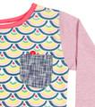 Belief Longsleeve Pocket T Shirt - Detail