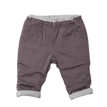 853e724f1 Bebe Toby Jersey Lined Luxe Pant - (00-2) - Denim Baby