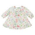 Bebe Liberty Longsleeve Dress - (000-18mths)