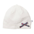 Bebe Liberty Beanie with Bow