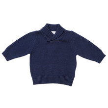 Bebe Myles Roll Collar Knit Jumper