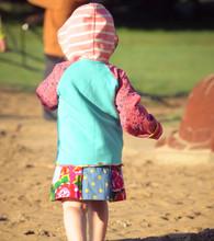 Brilliant  Burst Hoodie - with Pixie Mu Skirt