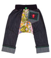 Oishi-m Goddess Skinny Jean (Size 6-15 months to 2-3 years)