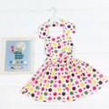 Oobi Little Sailor Cream Cake Dress