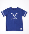 French Soda Navy Blue Oar Tee (3 to 8)