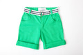 French Soda Emerald Chino Shorts (3 to 8)
