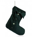 Giant Felt Stocking - Green