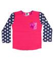 Oishi-m Giggle Longsleeve Pocket T Shirt - Front