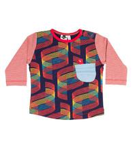 Oishi-m Blast Longsleeve Pocket T Shirt - Front
