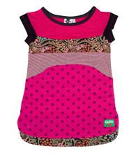 Oishi-m Dolly T-Shirt Dress - Small Front