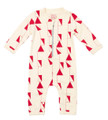 Baobab Abstract Shapes Zippy Babygro