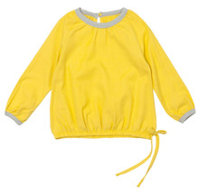 Baobab Comfy Yellow Top