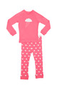 Huckleberry Lane Hot Pink Raincloud PJ's (2 to 8)