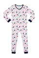 Huckleberry Lane Pear Bubble Onesie (2 to 8)