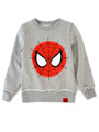 Curious Wonderland Spiderman Jumper - Front