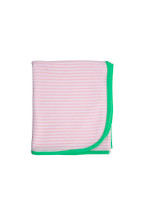 Huckleberry Lane Pink Striped Wrap