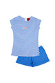 Huckleberry Lane Blue Bird PJ's (1 to 8)
