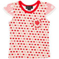 Oobi Pink Apple Tee (size 6)