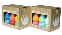 Playon Crayons Box of 12 - Pastel Colours on the right