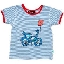Oobi Nicky Bike Printed Tee