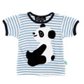 Oobi Nicky Panda Printed Tee