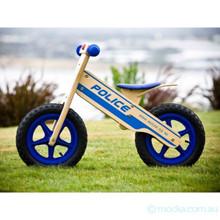 Police Balance Bike