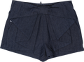 SOSOOKI Dandelion Bow Front Shorts - Front View