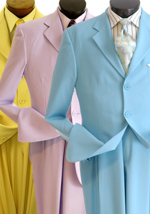 Many Color Suits To Choose From!