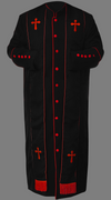Men's Clergy Robe - With Optional Stole