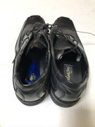 *ULTIMATE* Men's Solid Black Straight Smooth Toe Dress Shoes FREE SHIPPING - SZ 11