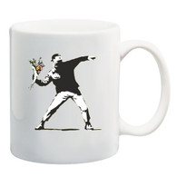 Flower Thrower Mug