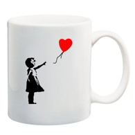 Balloon Girl Mug