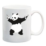 Shooting Panda Mug
