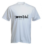 Banksy Signature T Shirt