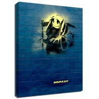 Banksy Canvas Print - Grim Reaper 2