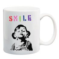 Smile Girl Mug